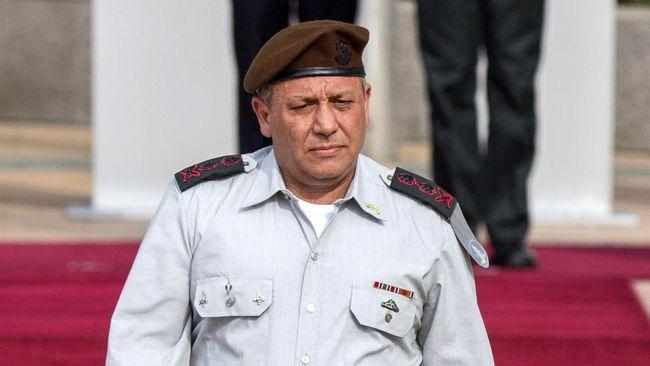 Halau Warga Palestina, Israel Kerahkan 100 Penembak Jitu
