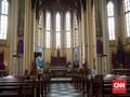 PGI Usulkan Gereja Jadi Tempat Karantina Pasien Corona