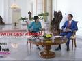 Sehari Bersama Presiden Joko Widodo