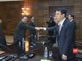VIDEO: Detik-Detik Penetapan Tanggal Pertemuan Kim-Moon
