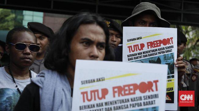 Selain menagih hasil pemeriksaan pada hakim PN Timika, pengacara karyawan PT Freeport Indonesia juga mendorong pemidanaan korporasi pada Freeport.