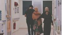 <p>Begini saat-saat Nycta Gina merasakan kontraksi hingga akhirnya dia melahirkan sang putri, Lembar Putih Trinycta di tanggal 27 Maret 2018. (Foto: Instagram/ @missnyctagina)</p>