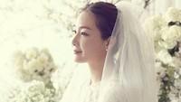 <p>Pada 2018 lalu, Choi Ji Woo menikah dengan seorang pria yang usianya 9 tahun lebih muda. (Foto: Istimewa)</p>