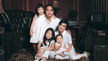 Nggak Bisa Ditawar, 2 Aturan Tegas Enda 'Ungu' untuk Ketiga Putrinya