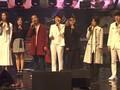 VIDEO: Kim Jong Un Menonton Red Velvet di Pyongyang