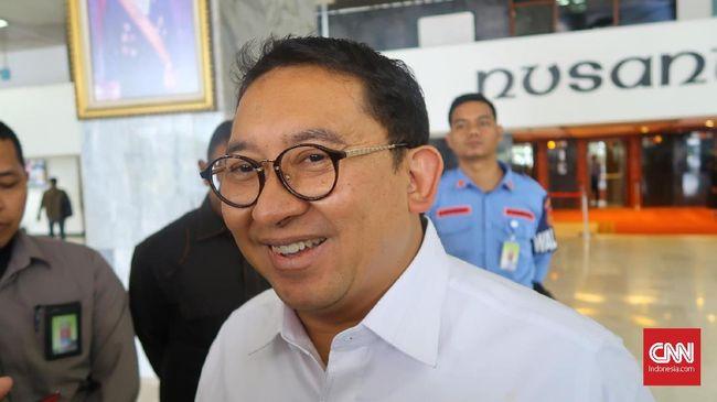 Waketum Partai Gerindra Fadli Zon mempersilakan Gatot Nurmantyo bergabung dengan partainya meski hampir mustahil diusung sebagai capres.