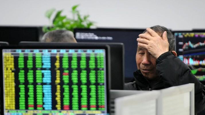 Perang Dagang Hingga Data Ekonomi Rontokkan Indeks Shanghai - PT Rifan Financindo Palembang