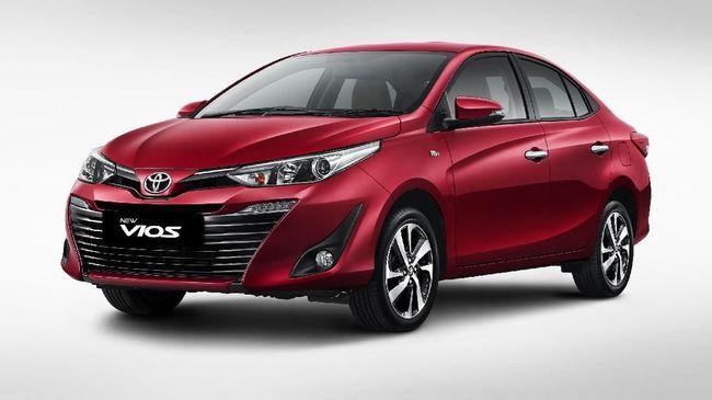 Berdasarkan data Direktorat Jendral Pajak harga Toyota Vios turun lebih besar dibanding 28 mobil lain yang mendapatkan relaksasi PPnBM.