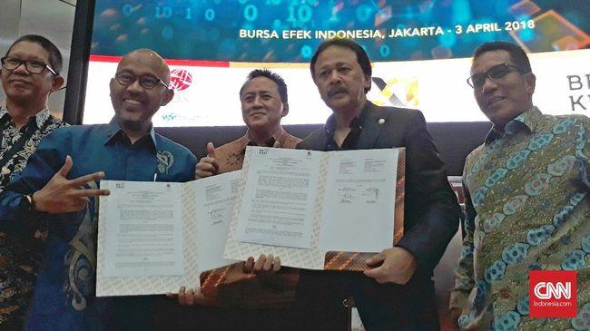 BEI dan Bekraf bekerja sama mengembangkan perusahaan rintisan (startup) di Indonesia. Kerja sama dimaksudkan untuk membuka akses permodalan.