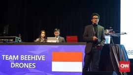Mimpi Beehive Drone Jadi 'Grab' Petani