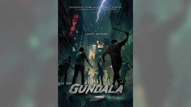 Sutradara Joko Anwar mengumumkan 'Gundala' sebagai proyek terbarunya. Ini bakal menjadi film ketujuh sineas berprestasi itu.