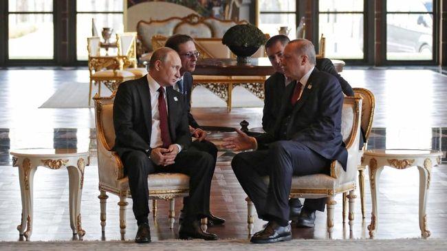 Turki dan Rusia telah bersepakat untuk memantau gencatan senjata di wilayah Nagorno-Karabakh dari pusat penjaga perdamaian bersama.