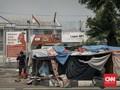 Foto: Kemah Darurat Pencari Suaka di Kalideres