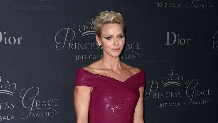Dari Atlet Menjadi Putri Kerajaan! Simak Deretan Tampilan Stylish dan Glamor Putri Charlene dari Monako