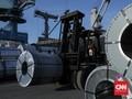 Politikus PDIP: Potong Impor Baja China Rugikan Ekspor Sawit