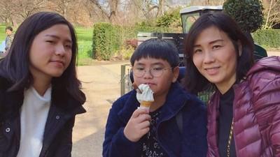 Rayakan Imlek, Veronica Tan Sempatkan Masak hingga Cukur Rambut Anak