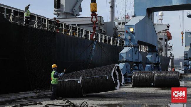 Tata Metal Lestari mengekspor 300 ton baja ke AS, Puerto Rico dan Kanada. Jumlahnya akan meningkat bertahap hingga 3.000 ton per bulan.