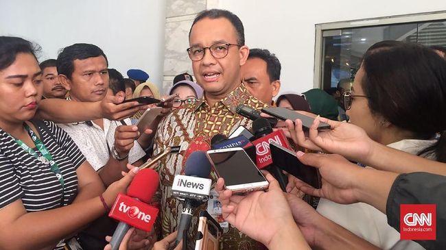 Anies Baswedan bakal menegur Kadis Perumahan DKI, Agustino Darmawan karena dianggap lancang. Agustino mengungkap target rumah DP nol sulit tercapai.