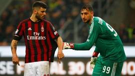 AC Milan Dua Tahun Dilarang Tampil di Kompetisi Eropa