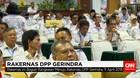 Rangkaian Acara Menuju Rakornas DPP Gerindra