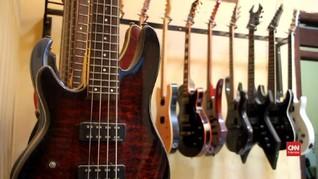 Bangkrut, Toko Gitar Terbesar di AS Ajukan Pailit