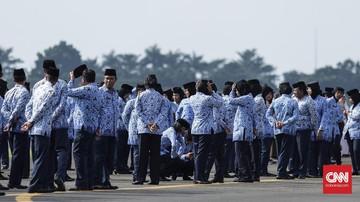 Jokowi Terbitkan Aturan Pemecatan PNS