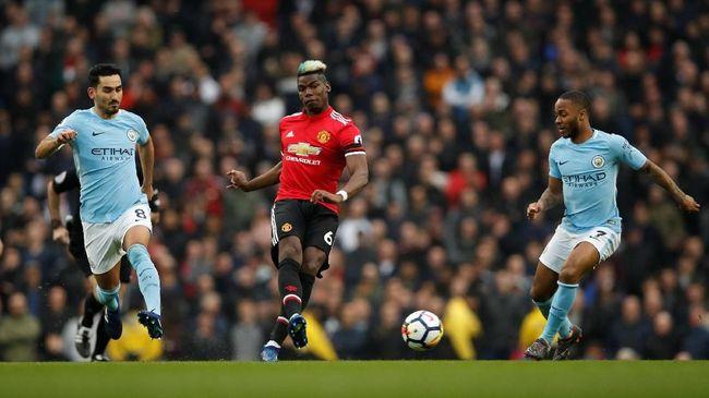 Jelang Manchester United vs Manchester City di Stadion Old Trafford, gelandang Paul Pogba diklaim sudah menyatakan hengkang kepada rekan setimnya.