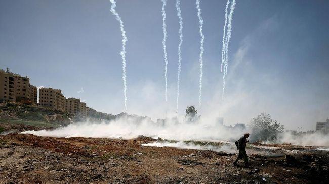 Milisi Palestina Tembakkan Mortir ke Israel