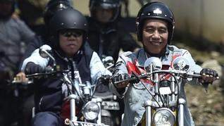 Motor Chopper Diduga Lenyap di Data Harta Kekayaan Jokowi