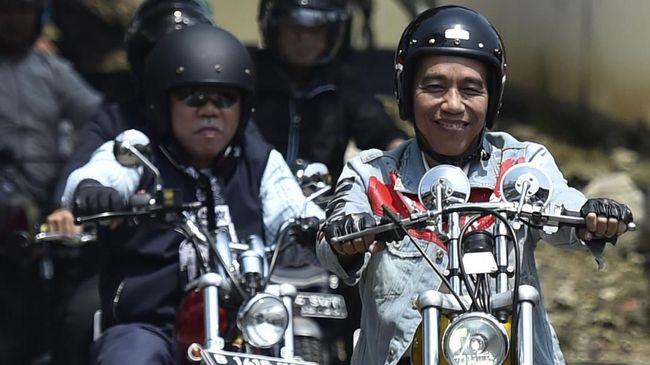 Menurut data LHKPN terbaru Presiden Jokowi, motor modifikasi Chopperland tak lagi tercatat.