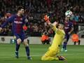 Hattrick Messi Warnai Kemenangan Barcelona atas Leganes