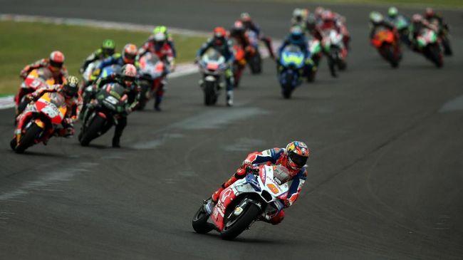 Live streaming MotoGP Argentina 2019 di Sirkuit Termas De Rio Hondo bisa disaksikan melalui CNNIndonesia.com.