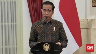 Jokowi Optimis RI Jadi Pusat Industri Fesyen Muslim Dunia