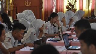 Pandemi Corona, Kemenag Terbitkan Kurikulum Darurat Madrasah