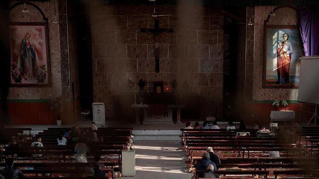 Gereja Katolik New York sepakat membayar ganti rugi sebesar US$27,5 juta kepada empat orang yang mengaku dilecehkan secara seksual.