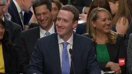 VIDEO: Zuckerberg Beberkan Masalah Facebook di Depan Senat