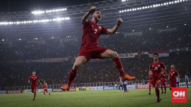 Pelatih Persija Jakarta, Ivan Kolev, mengaku efek kehilangan Marko Simic sama seperti Real Madrid tanpa Cristiano Ronaldo.