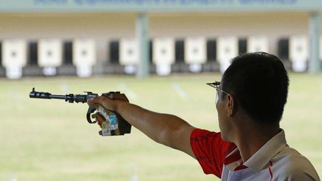 Tiga kejuaraan internasional digelar PB Perbakin sepanjang Agustus 2019 sebagai salah satu persiapan menuju SEA Games 2019.