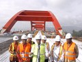 Jokowi Terancam Batal ke Papua Resmikan Jembatan Holtekamp