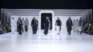 Pemerintah Susun Peta Jalan Industri Fesyen Muslim