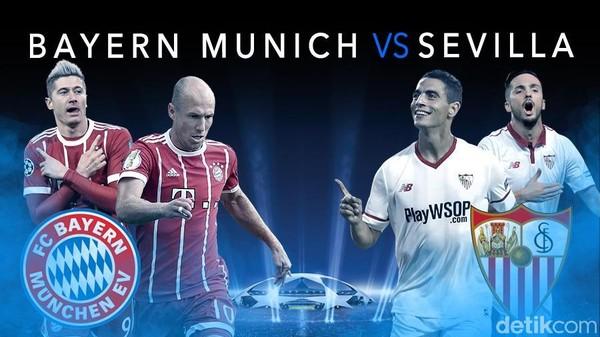 Bayern ke Semifinal Liga Champions