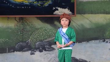 Imut-imut Ganteng, Inilah Kabay Putra Deswita-Ferry Maryadi