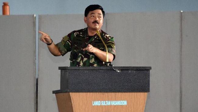 Kemlu RI menyebut Dubes AS Joseph Donovan ingin bertemu dengan Panglima TNI Marsekal Hadi Tjahjanto untuk membahas penguatan kerja sama militer.
