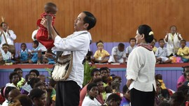 Pemprov Papua Manut Jokowi Selesaikan Konflik Tanpa Senjata