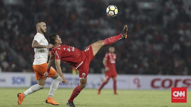 Duel Persija Jakarta vs Madura United di Stadion Utama Gelora Bung Karno (SUGBK) dalam lanjutan Liga 1 2018 akan disiarkan langsung via live streaming.