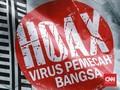 Pengamat: Hoaks Buat Elektabilitas Prabowo-Sandi Stagnan