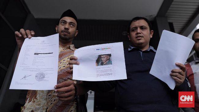 Cyber Indonesia menilai pernyataan Amien Rais itu bisa memecah belah persatuan. Pernyataan Amien soal partai setan juga dinilai mengandung ujaran kebencian.