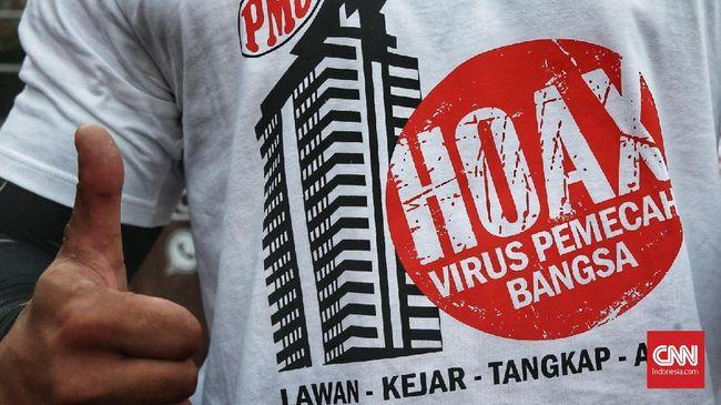 Warganet Indonesia menjadi sasaran 'empuk' para penyebar hoaks.