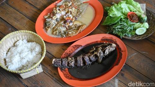 Berburu Pecak Gurame dan Gabus Pucung Enak di Tangerang Selatan