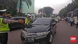 Polisi Perpanjang Pencabutan Ganjil Genap Hingga 5 April